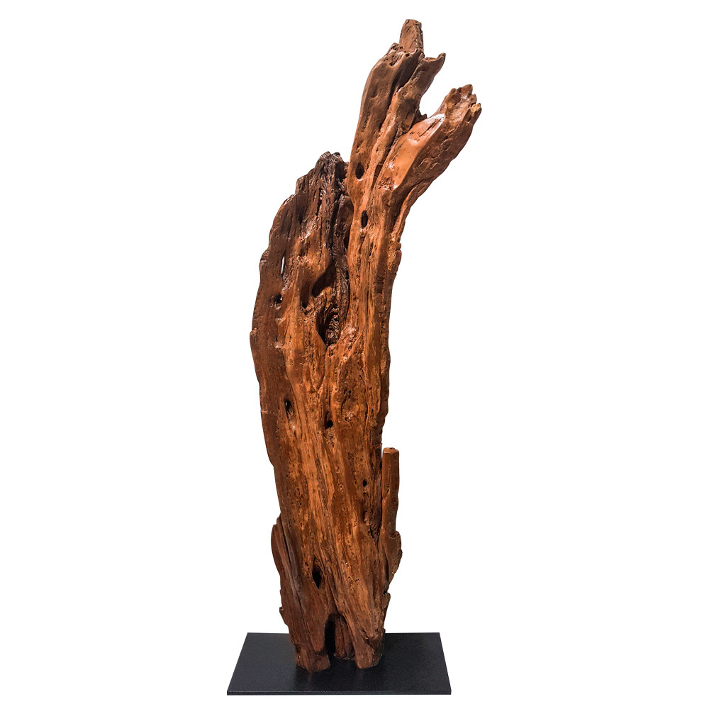 Escultura Lobo