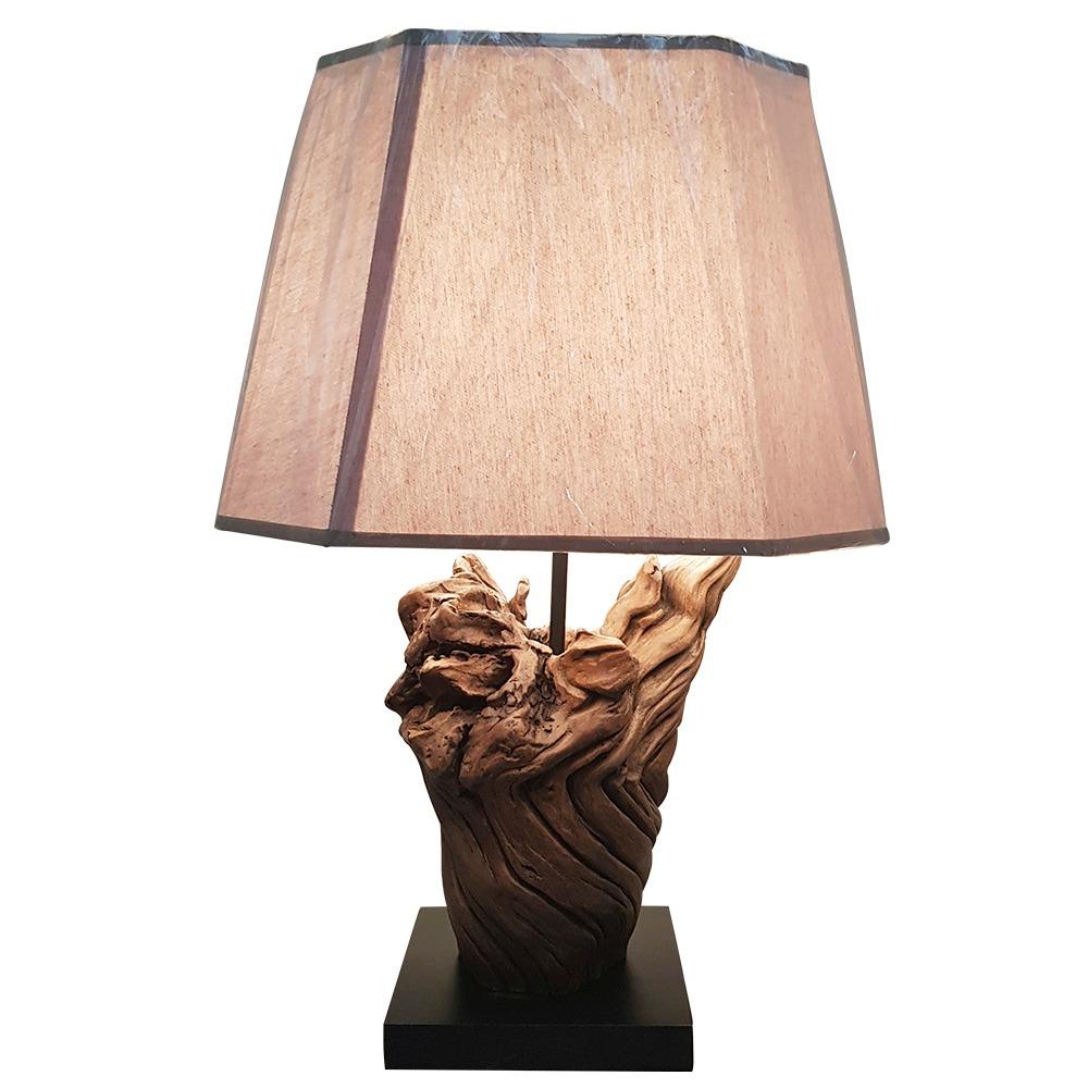 Bromeliad lamp