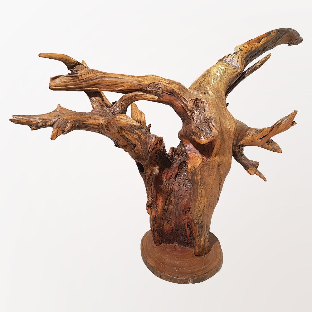 Escultura Oca de Chão