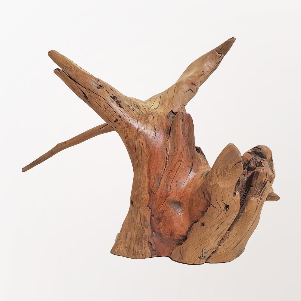 Escultura Beija Flor