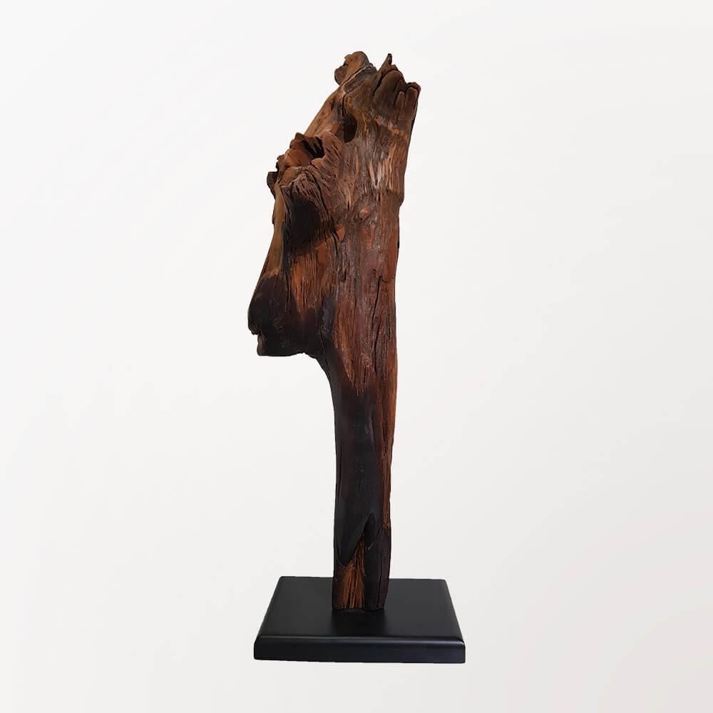 Escultura Carranca