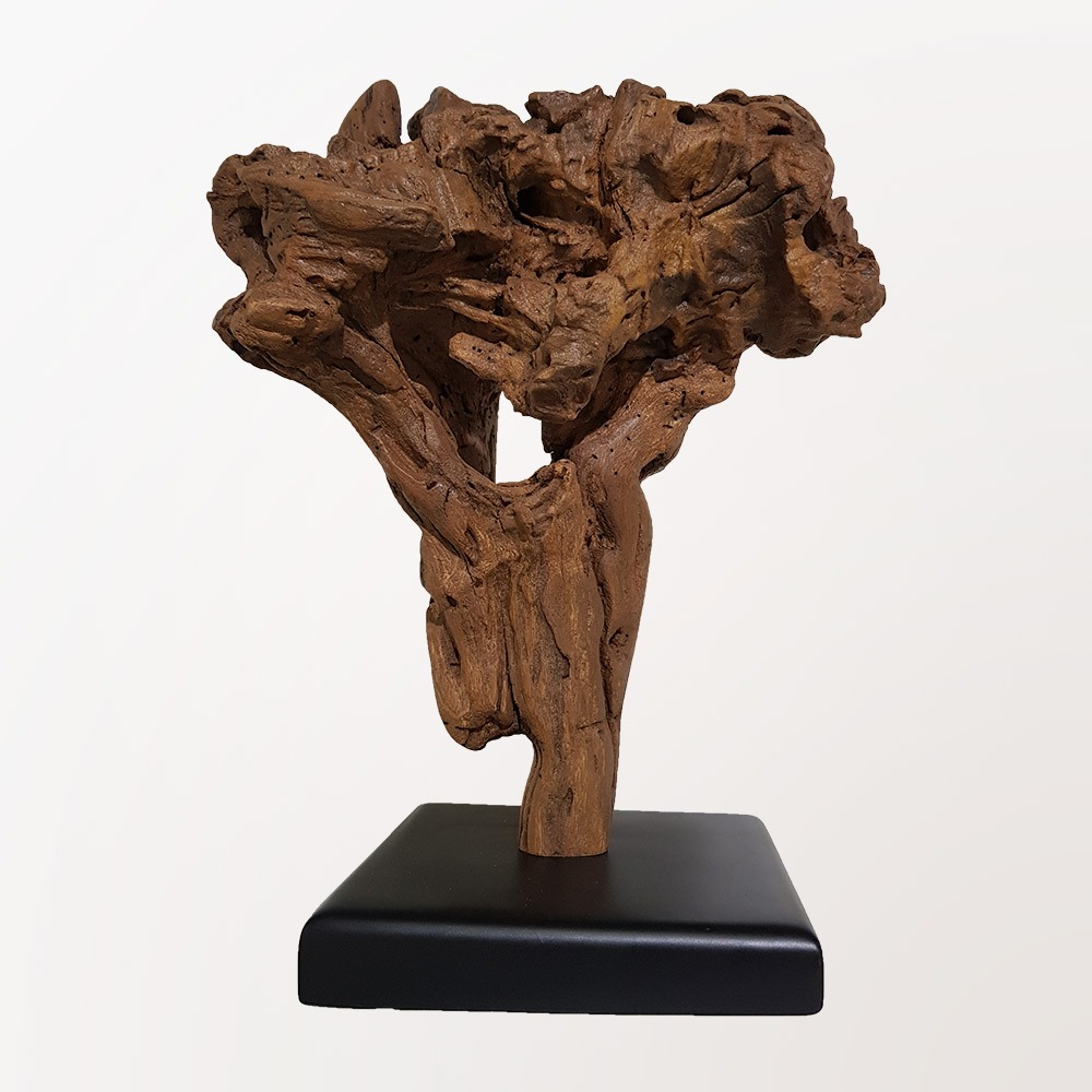 Escultura Manca