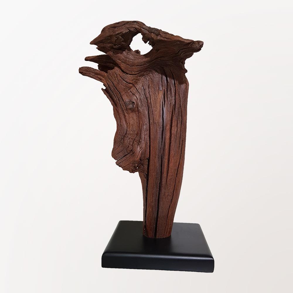 Escultura Bode